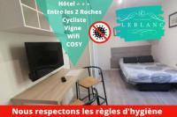 Appart Hotel Bâgé la Ville Hotel Entre les 2 Roches