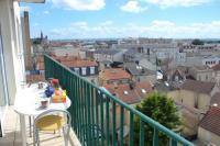 Résidence de Vacances Champagne Ardenne Appart refait à neuf proche Gare et Centre ville