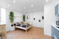 Résidence de Vacances Aubervilliers Dreamy and charming studio near Paris