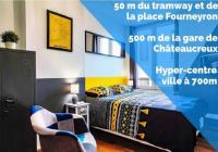 Résidence de Vacances Saint Étienne Appartement Fourneyron