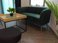 Résidence de Vacances Saint Étienne T3 meublé Centre ville. 2 chambres avec salles de bains privatives