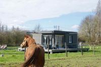 Résidence de Vacances Bourgogne Cottage tout confort au milieu des chevaux