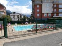 Appartement Saint Gervais les Bains Apartment Le Grand Panorama