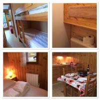 Résidence de Vacances Saint Gervais les Bains Studio T2 St Gervais les bains avec une chambre