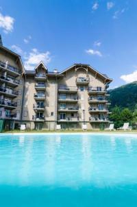 Location de vacances Saint Gervais les Bains Vacances Mont Blanc - Résidence Le Grand Panorama