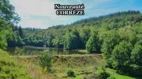 Résidence de Vacances Peyrelevade Studio aux Sources de la Chabanne