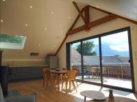 gite Chapareillan Gîte clair, spacieux et cosy avec vue sur le massif de la Chartreuse