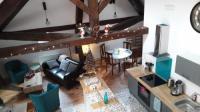 gite Orbey Gîte L'Ecole avec terrasse en bois et vue
