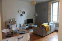 Appart Hotel Saint Nicolas de Bourgueil Appartement calme proche de la Loire