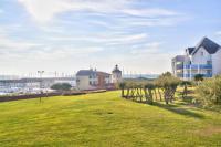 Location de vacances Talmont Saint Hilaire Appartement l'Archippel  ses 2 vélos - Vue sur Mer