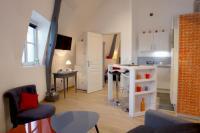 Appart Hotel Tours Git'Appart au bord de Loire