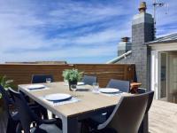 Résidence de Vacances Basse Normandie Appartement wifi - terrasse vue mer - accès direct plage