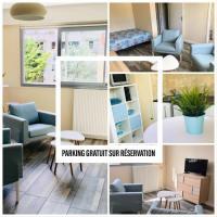 Appart Hotel Villeurbanne Studio Lyon-Villeurbanne II