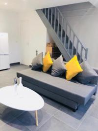 Appart Hotel Vitry sur Seine Appartement avec jolie terrasse à 10min de Paris