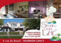 Appart Hotel Bourgogne Studios étape du Lac