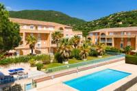 Appart Hotel Cavalaire sur Mer Lagrange Vacances Villa Barbara