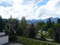 Appart Hotel Saint Gervais les Bains Les Cristaux