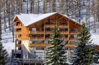 Appart Hotel Alpes de Haute Provence Les Terrasses de Labrau- les chalets du Verdon