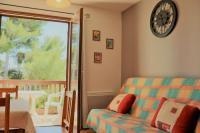 Appart Hotel Franche Comté Charmant studio avec terrasse à 50m de la plage