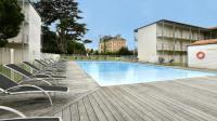 Appart Hotel La Faute sur Mer Vacancéole - Le Domaine du Chateau - La Rochelle - ile de Ré