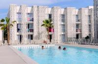 Appart Hotel Espondeilhan Appart'Hotel Odalys Nakâra
