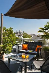 Résidence de Vacances Ile de France Citadines Montmartre Paris