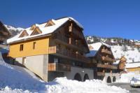 Appart Hotel Alpes de Haute Provence Chalets de Praroustan by Actisource