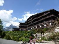 Appart Hotel Saint Gervais les Bains Alpenrose