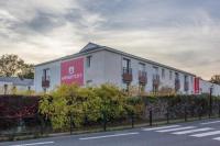 Appart Hotel Les Moutiers en Retz Appart´City Nantes Saint-Herblain