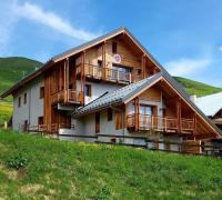 Appart Hotel Rhône Alpes Chalet Arvina
