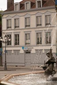 Appart Hotel Champagne Ardenne SmartAppart Troyes