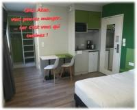 Appart Hotel Bretagne Atao Residence- Rennes Sud