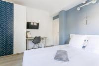 Hôtel Montpellier hôtel Coeur Urbain Bedrooms - Gare Saint Roch