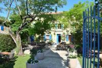 Hôtel Roaix hôtel La Bastide Bleue