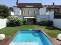 Chambre d'Hôtes Midi Pyrénées Au 120 Maison ville Piscine