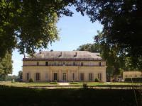 gite Ahuy Château de Bressey
