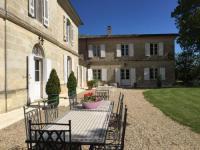 gite Faleyras Chateau Du Payre