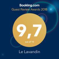 gite Gauciel Le Lavandin