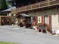 Chambre d'Hôtes Saint Gervais les Bains La ferme du Mont-Blanc