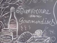 gite Montmain Aux Gourmandises