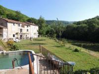 Chambre d'Hôtes Languedoc Roussillon Nabat le Haut, chambre et table d'hotes