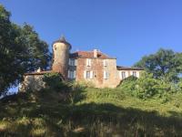 Chambre d'Hôtes Figeac Le Manoir Enchante