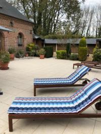 Chambre d'Hôtes Haute Normandie le jardin des roses