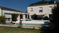 gite Valeyrac Villa Carcajou