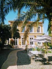 Chambre d'Hôtes Siran La Maison des Palmiers