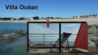 Chambre d'Hôtes Le Croisic Villa Océan - BB vue Mer