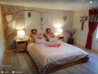 Chambre d'Hôtes Franche Comté La Ferme de Là-haut B&B