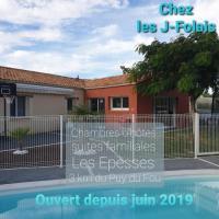 Chambre d'Hôtes Vendée Chez les J-Folais