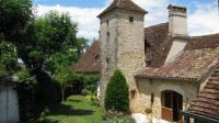 Location de vacances Saint Julien Maumont Manoir de Rieuzal