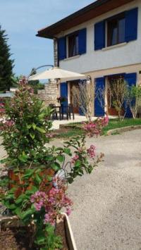 Chambre d'Hôtes Besançon Au Doubs Cocon Fleuri